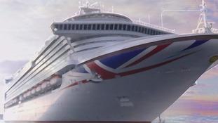 Cruise ship passengers bring £4 million to Guernsey economy