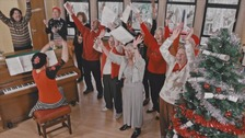 Retirees release Christmas song