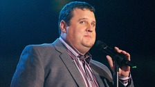 Peter Kay cancels upcoming tour due to 'family circumstances'