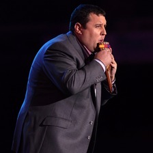 Peter Kay was due to do his first stand-up tour in eight years.