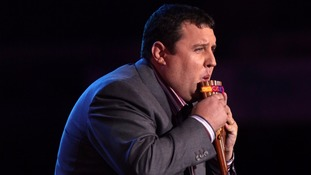 Peter Kay has not been on tour for eight years.