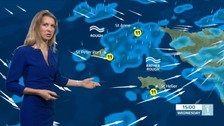 Windy weather returns, Sophie has the latest