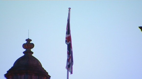 The Union flag is flying in Belfast today in honour of the Duchess of Cambridge&#x27;s 31st birthday