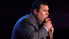 Peter Kay cancels first live tour in eight years