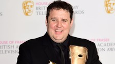''I'm very sorry.'' Peter Kay cancels huge arena tour