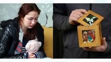 Baby's ashes stolen in Belfast burglary