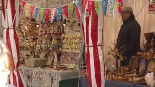 Taunton street market