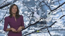 Windy with bright spells and blustery showers