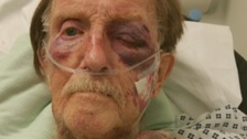 Four arrested after beaten elderly man dies