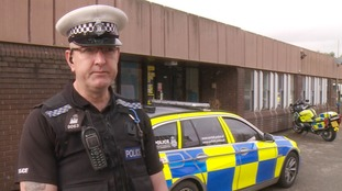 Scott Waring is one of 200 special constables in Suffolk