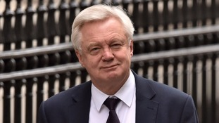 Brexit Secretary David Davis wrote to Tory MPs in an attempt to address concerns.