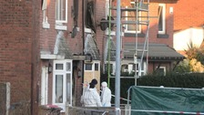 Fourth child dies after Salford house fire