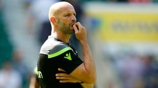 Jim Mallinder was sacked on Tuesday.