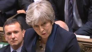 May says MPs will get 'meaningful vote' on Brexit deal