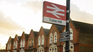 The Tulse Hill junction has been described as 'a racetrack of sorts'.