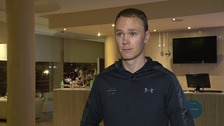 Chris Froome: 'I haven't done anything wrong'