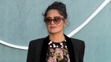 Salma Hayek: 'Monster' Weinstein threatened to kill me