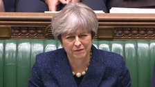 Government defeated on key Brexit vote after Tory rebellion