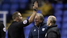 Warnock charged with misconduct after Reading dismissal