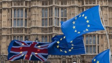 Parliament reins in May on Brexit