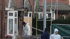 Third person charged over fatal Salford house fire
