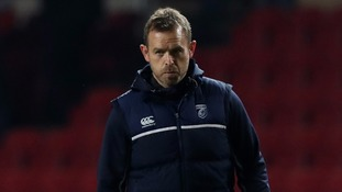 Danny Wilson set to join Wasps coaching team