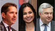Jonathan Djanogly, Heidi Allen and Sir Oliver Heald were among the 11 Conservative MP who voted against the Government over Brexit.