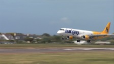 """Loss of control"" during Aurigny flight to Guernsey"