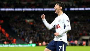 Tottenham Hotspur win back to back games at Wembley as they see off Brighton