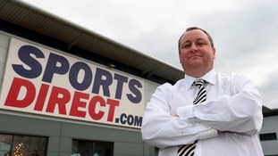Mike Ashley's Sports Direct pre-tax profits plunge 67%