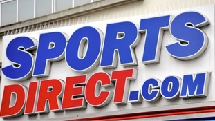 Sports Direct has seen its half year profits dented