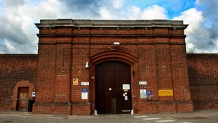 Adams allegedly tried to kill the officers at Norwich Prison.