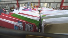 Royal Mail's busiest day of the year