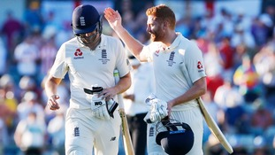 Dawid Malan hits a century to hand England the advantage in third Ashes Test