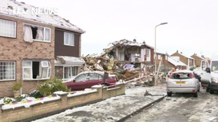 Serious house explosion was 'accidental'