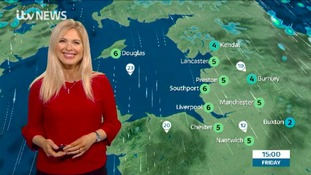 Thursday weather update