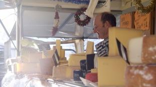 Cheese Retailer