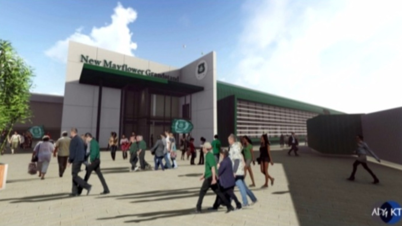 Plymouth Argyle Stadium Redevelopment Gets The Go Ahead