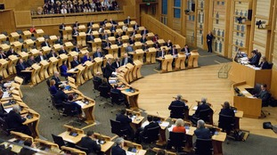 Holyrood listens as the draft Budget is unveiled.