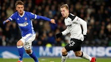 Ipswich Town star ruled out for the rest of the season