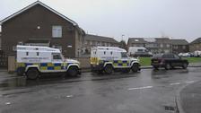 Man held over Derry security alert