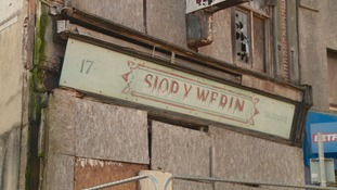 'The soul of the old town' - Llanelli's derelict Welsh language bookshop Siop y Werin faces demolition