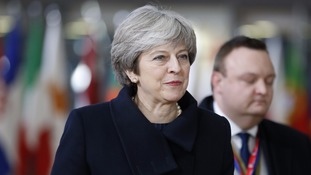 May: Government 'on course to deliver Brexit' despite losing vote