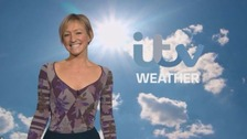 Wales Weather: Bright with showers in the west!