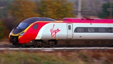 Rail strike hits services on West Coast Mainline