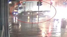 'Multiple hit-and-run' death: Police release CCTV footage