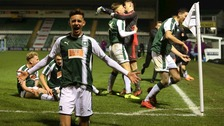 Plymouth Argyle U18s stun Man City in FA Youth Cup win