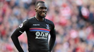 Christian Benteke admits he let Crystal Palace down with last-minute penalty miss against Bournemouth