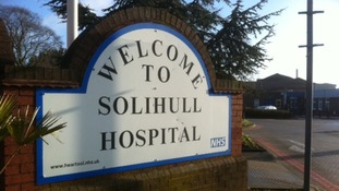 Inquiry into breast care services at Solihull Hospital