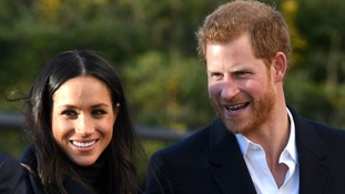 Prince Harry and Meghan Markle to marry on 19 May next year